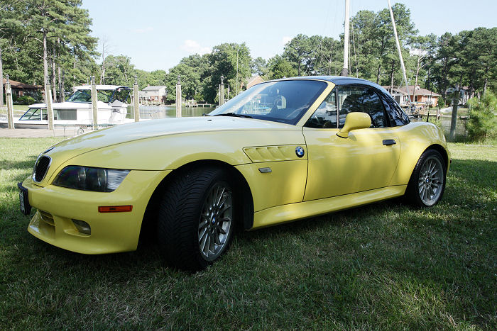 For Sale 2001 Bmw Z3 3 0i Hardtop Ragtop Super Clean